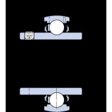 підшипник YAR 214-2F SKF