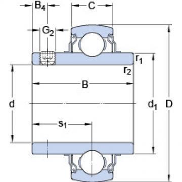 підшипник YAR 210-2FW/VA201 SKF